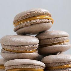 Vegan Peanut Butter Macarons Recipe by Tasty