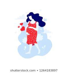Pregnant: Imágenes, fotos de stock y vectores | Shutterstock