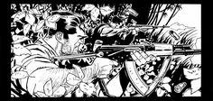 Nick Fury & Frank Castle - Goran Parlov