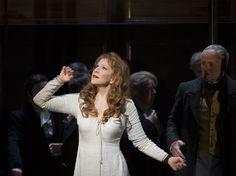 "Joyce DiDonato en ""La donna del lago"" de G. Rossini en la Royal Opera House, Covent Garden."