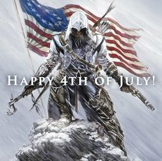 assassin's creed 3 4th of july song