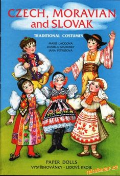 Paper dolls in national costumes free download http://www.mimibazar.cz/navod.php?strana=2&id=10906