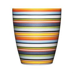 Origo mug - orange - Iittala