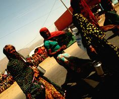 'Ladies Crossing the Highway' by Arun Shah Masood, via Flickr