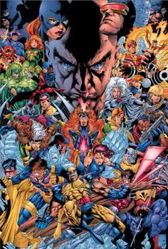 X-Men - Marvel Universe Wiki: The definitive online source for Marvel super hero bios.