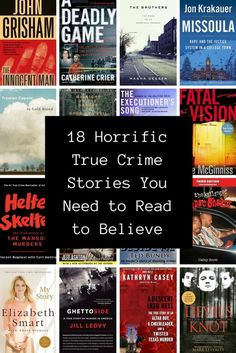 How Many of These Tragic True Crime Stories Do You Remember?