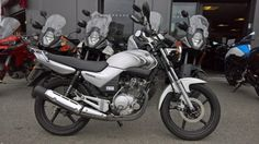 2007 Yamaha YBR 125 Just arrived :)