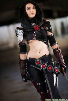 Guild Wars 2 Thief by darkestcountryroad.deviantart.com on @deviantART