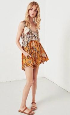 2f0812ff84b4 Spell Desert Daisy Romper Sz S BNWT (RRP  169)  fashion  clothing
