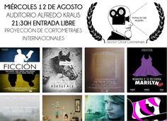 NÚMERO 2: SI YO FUERA MARILYN de JC Falcón, en el Festival de Cine Pequeño de Aspe (Alicante). 12 de agosto, 21.30.