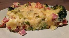 Broccoli~ham ovenschotel – Lekker&Gezond eten – kha