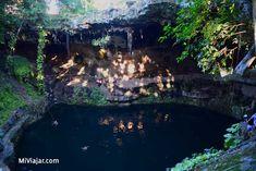Cenote Zaci en Valladolid #cenotes #Yucatan