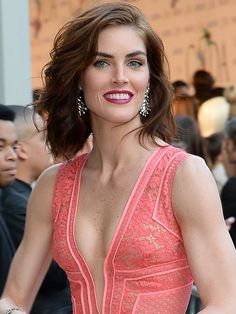 Hilary Rhoda at the 2014 CFDA Fashion Awards: http://beautyeditor.ca/2014/06/03/cfda-fashion-awards-2014/