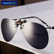 bade3c0efd9e9 Eyeglasses Frame Sunglasses Clip Brand Polarized Lens Men Women Coating  Myopia Clip Sun Glasses Night Vision Driving Glass 3201   Price   US  7.69    FREE ...