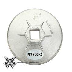 Llave Para Filtro de Aceite Moto Quad Fabricada en Aluminio Diámetro 74mm APRILIA DUCATI - Envío Gratuito a Toda España - 6,53€