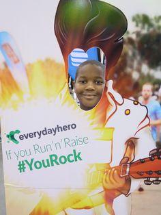 #RnRSJ #YouRock #RunNRaise