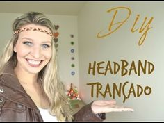 YouTube Diy Headband, Youtube, Thats Not My, Hair, Crafts, Vintage, Instagram, Coiffures, Fringes