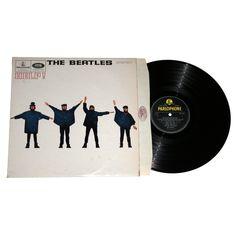"The Beatles ""Help"" Pcs 7088 Vinyl LP UK Pressing 1st Pressing EX | eBay"