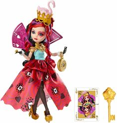Ever After High Way Too Wonderland Lizzie Hearts