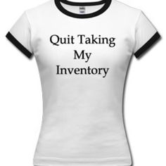 Recovery aa 12 step shirt tshirt that says Quit taking my inventory Recovery Gift.