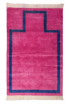 Silk Khadija Prayer Rug