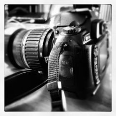 My Nikon D70 with Tamron 18-200mm