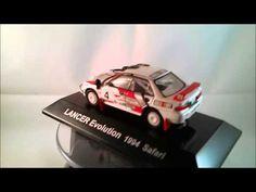 1/64 CMS Rally Car FORD FOCUS RS MITSUBISHI LANCER Evolution SUBARU IMPREZA
