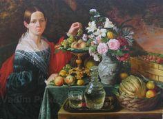 Ivan Khrutsky (1810 – 1885) – Pintor Polonês_3