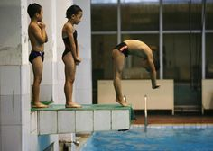 Coaching Springboard and Platform Diving – Information for the Competitive Diving Coach - Competitive Diving News: Running a Diving Program