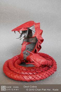 Kade Chan Origami Blog 香港摺紙工作室 (日誌)