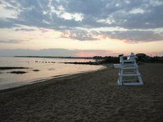 Harvey's Beach, Old Saybrook, CT