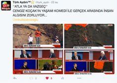 Türk Aydını™⭐️ @turk_aydn ''ATLA YA DA VAZGEÇ'' CENGİZ KOÇAK'IN YAŞAMI KOMEDİ İLE GERÇEK ARASINDA İNSAN ALGISINI ZORLUYOR... @mhulkicevizoglu