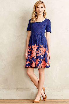 Blushed Blooms Dress