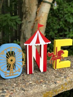 Excited to share this item from my shop: Carnival , circus photo props , table fecor , first birthday decor Dumbo Birthday Party, Circus First Birthday, Circus 1st Birthdays, Birthday Party Tables, Carnival Birthday Parties, First Birthdays, Birthday Ideas, Circus Carnival Party, Circus Theme Party