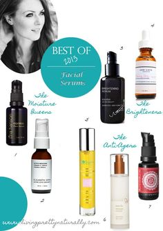The best natural face serums 2013 | Living Pretty Naturally