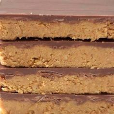 i got this recipe from a friend, who after giving it to me, tweaked it a little. chunky pb, dark choc. do what you want