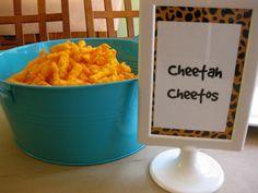 Ideas birthday party snacks wild kratts for 2019 Cheetah Birthday, Cheetah Party, Animal Birthday, Birthday Party Snacks, 5th Birthday Party Ideas, Birthday Fun, Safari Party, Jungle Party, Wild Kratts