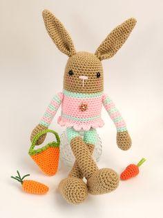 Billy And Betty Bunny Amigurumi Pattern