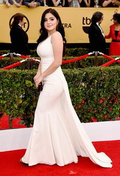 Ariel Winter - Ariel Winter Photos - Variety's Power of Young Hollywood - Arrivals - Zimbio Ariel Winter Hot, Arial Winter, Sag Awards, White Gowns, Zac Posen, Beautiful Celebrities, A Boutique, Girl Outfits, Sexy Women