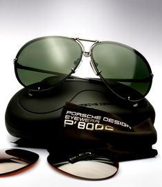 Porsche Design P'8478 Aviator Sunglasses