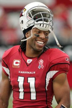Larry Fitzgerald=Amazing, nuff said