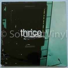 Thrice - The Illusion of Safety Vinyl - Sealed First Press LP — SoldOutVinyl