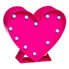Image for Circus Heart Light from Smiggle UK