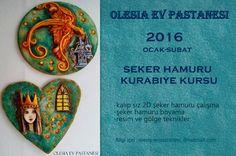Kurabiye kursu/fondant,sugarpaste cookies/Stambul/İstanbul