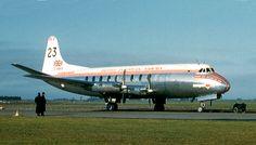 Photo of BEA - British European Airways Corporation Viscount G-AMAV