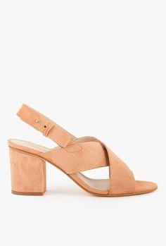 Mint & Rose - Deia Heeled Sandal
