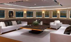 Classic 75M - Observation lounge- columbusyacht