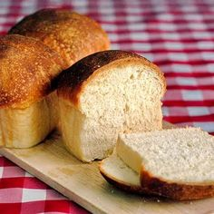 Homemade White Bread - Rock Recipes -The Best Food & Photos from my St. Croissants, Bread Recipes, Baking Recipes, Homemade White Bread, Homemade Breads, Newfoundland Recipes, Rock Recipes, Home Baking, Food And Drink
