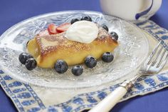 If there is one perfect breakfast, brunch, lunch, dinner or snack dish in the repertoire of Jewish cookery, we vote for the Cheese Blintz. Tidy packages of golden pancakes stuffed with a sweet mild cheese and pan-fried to perfection. Hot,