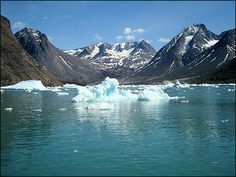 Greenland - Qooroq ice fjord